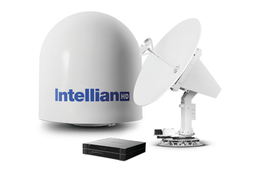 Intellian s100HD WorldView
